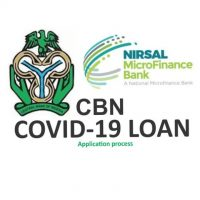 How To Apply For CBN 50B Loan For COVID-19 Intervention