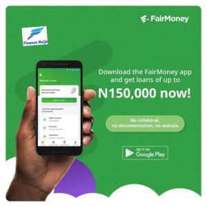 Fairmoney Loan App