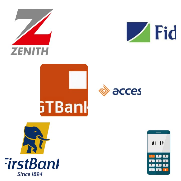 The mobile banking code Nigerian banks