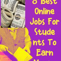 8 Best Online Jobs For Students To Earn Money In 2021