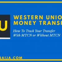 How To Track Western Union Money Transfer; MTCN Tracking