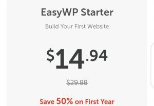 Namecheap WordPress EasyWP