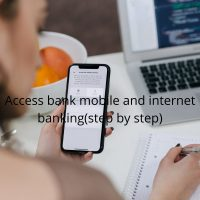 Access Bank Mobile and Internet Banking(Step by Step)