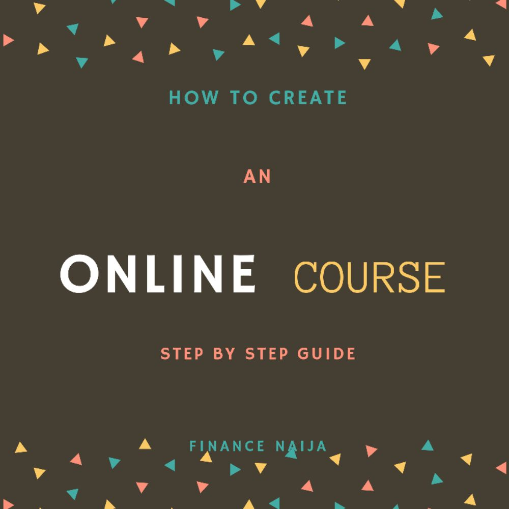 How to Create an Online Course (Ultimate Guide)