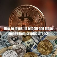 How to invest in bitcon and make money with cryptocurrency