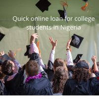 Quick Online Loan For College Students In Nigeria
