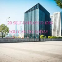 Top 20 Self-Employed Jobs You Can Start Today